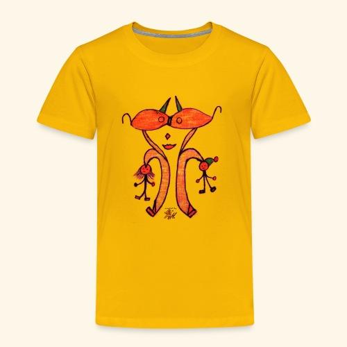 mäusekuss - Kinder Premium T-Shirt