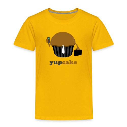 yupcake - Kinderen Premium T-shirt