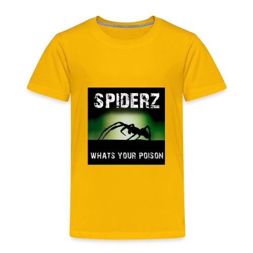 Spiderz main cover 1 - Kids' Premium T-Shirt