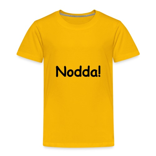 nodda - Kinder Premium T-Shirt