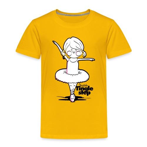 Kindertanz Mädchen - Kinder Premium T-Shirt