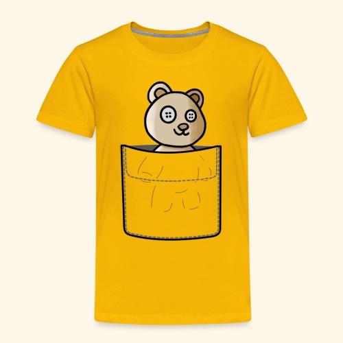 Bärli In The Pocket - Kinder Premium T-Shirt