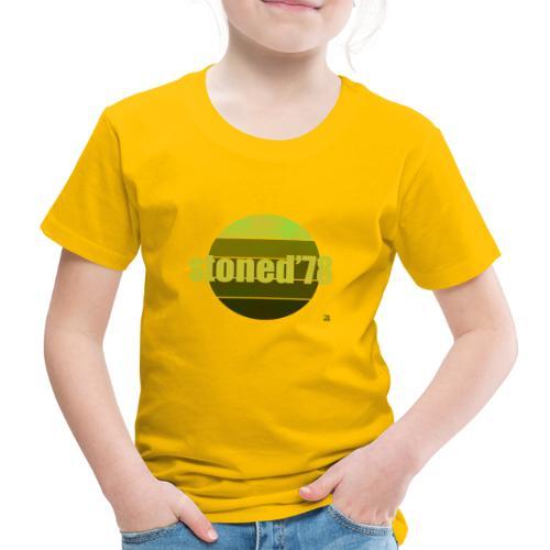 stoned78 - Kinder Premium T-Shirt