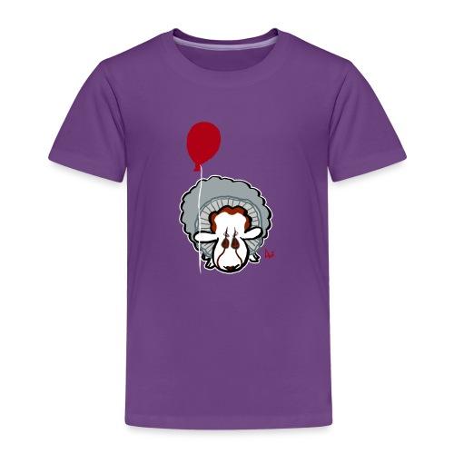 Evil Clown Sheep from IT - Kids' Premium T-Shirt