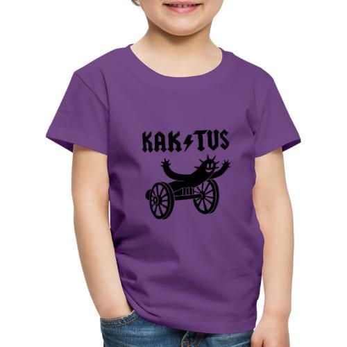 Kaktus Rock - Kinder Premium T-Shirt