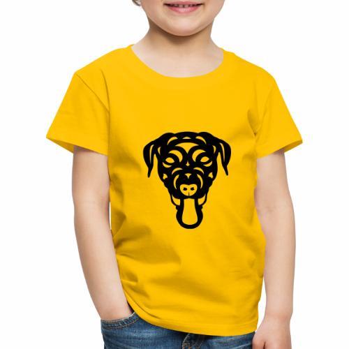 Labrador Dorianna - Kinder Premium T-Shirt