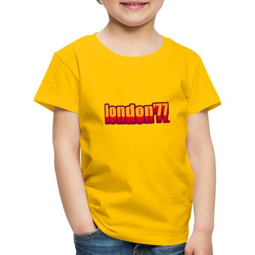 london78 - Kinder Premium T-Shirt