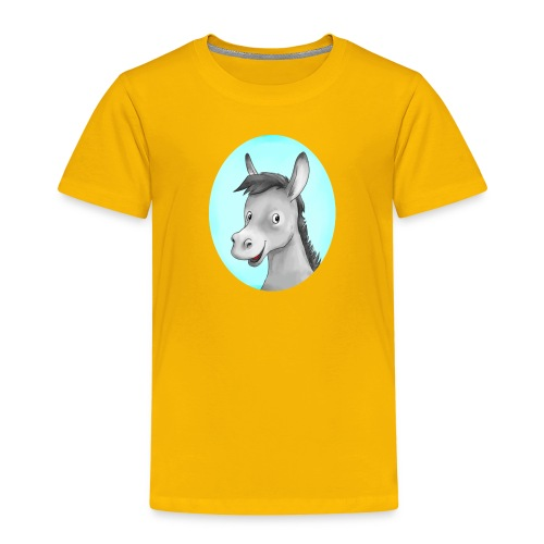 Theo - Kinder Premium T-Shirt