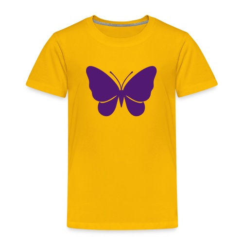 schmetterling 1 - Kinder Premium T-Shirt