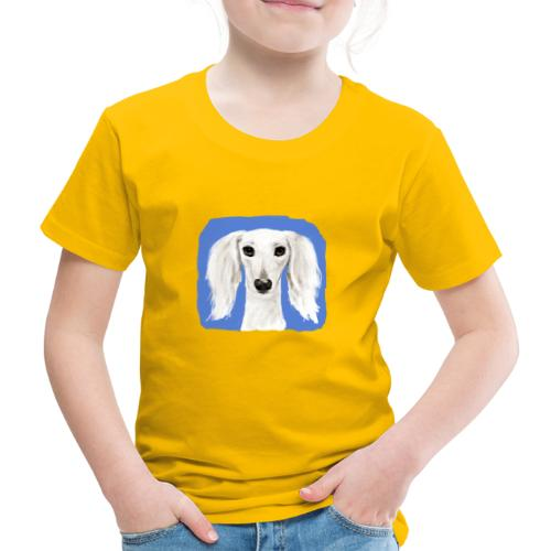 Saluki - Kinder Premium T-Shirt