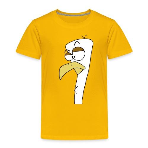 buitre png - Camiseta premium niño