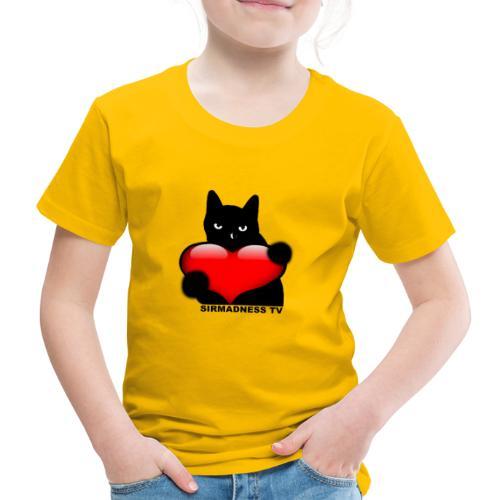 SirMadnessTV - LOVE - T-shirt Premium Enfant