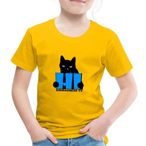 SirMadnessTV - HI ! - T-shirt Premium Enfant