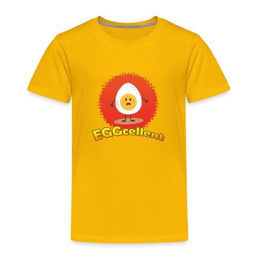 Eggcellent - Kinder Premium T-Shirt