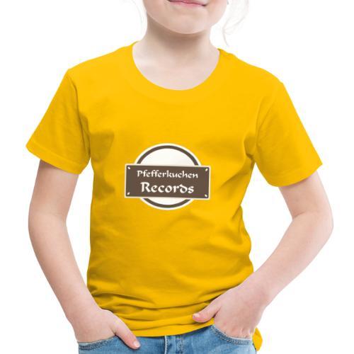 Pfefferkuchen Records Label - Kinder Premium T-Shirt
