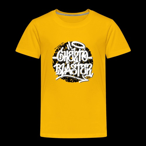 logo ghe2toblaster ...019 - T-shirt Premium Enfant