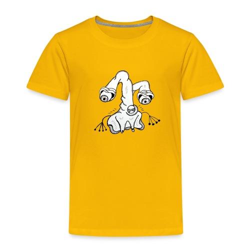 Chien bizarre - T-shirt Premium Enfant