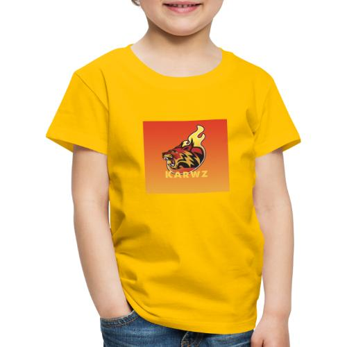 Karwz limited edition Tiger - Børne premium T-shirt