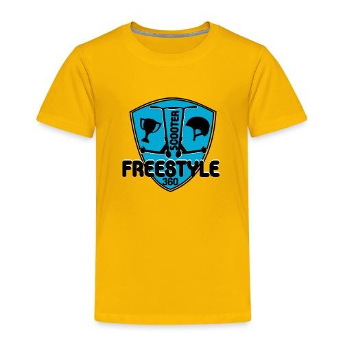 blason scooter freestyle 360 - T-shirt Premium Enfant