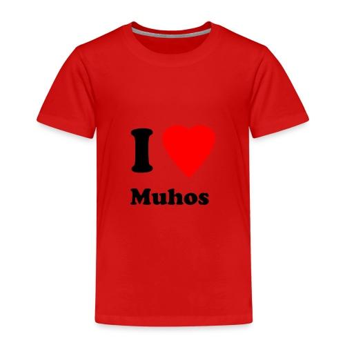 muhos1 - Lasten premium t-paita