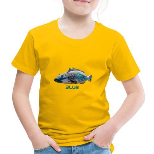 Fisch - Kinder Premium T-Shirt