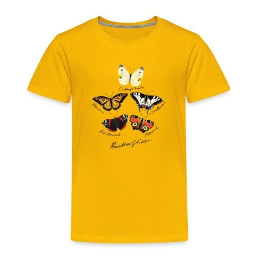 Butterflies - Kids' Premium T-Shirt
