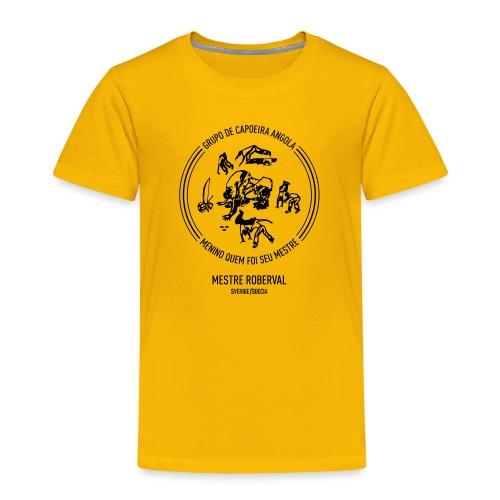 Officiell grupptröja - Premium-T-shirt barn
