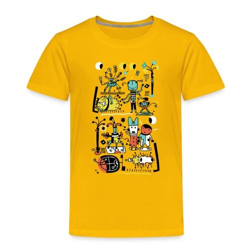 Happy Birthday - Kinder Premium T-Shirt
