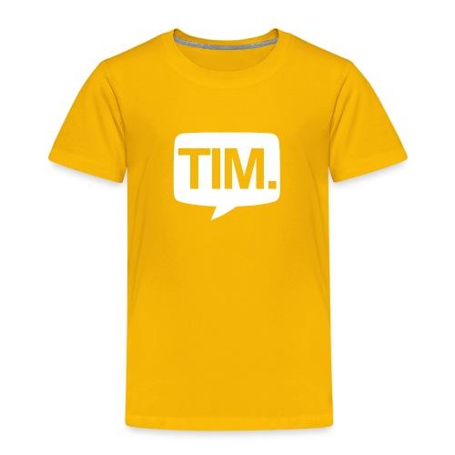 TimLogos Transparant png - Kinderen Premium T-shirt