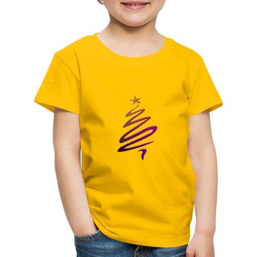 étoiles sans texte - T-shirt Premium Enfant