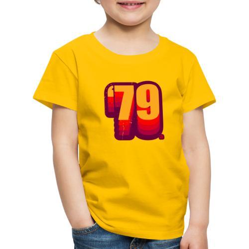 79 red shift vtgd - Kinder Premium T-Shirt