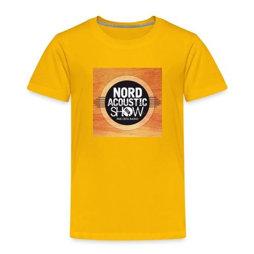 Logo Nord Acoustic Show - T-shirt Premium Enfant