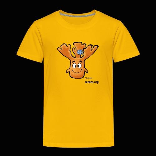 Al Moose - Kids' Premium T-Shirt