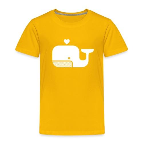Ben der Blauwal! - Kinder Premium T-Shirt