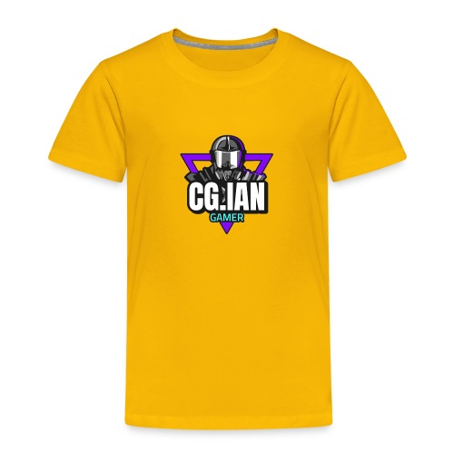 nice and Cool Guy Ian Gamer - Kids' Premium T-Shirt