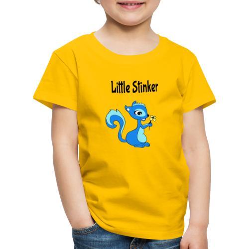 Schattige eekhoorn voor jongens - Kinderen Premium T-shirt