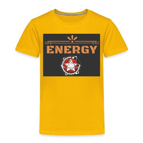 Énergie - T-shirt Premium Enfant