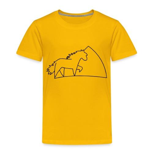lythorse3 - Kinder Premium T-Shirt