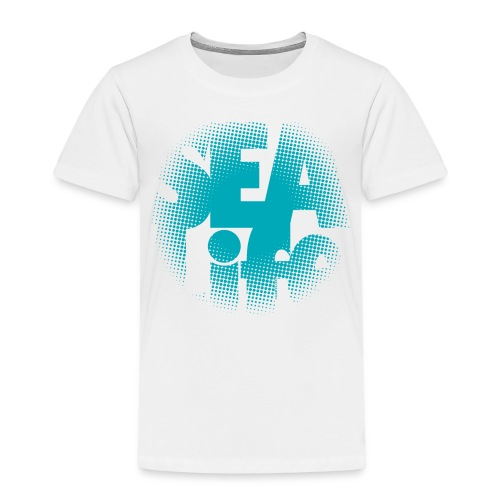 Sealife surfing tees, clothes and gifts FP24R01A - Lasten premium t-paita