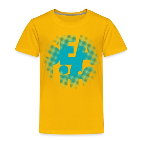 Sealife Surfing Tees, Textiles, Gifts, Products - Lasten premium t-paita
