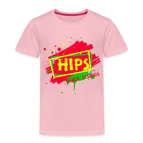 hipsplash - Børne premium T-shirt