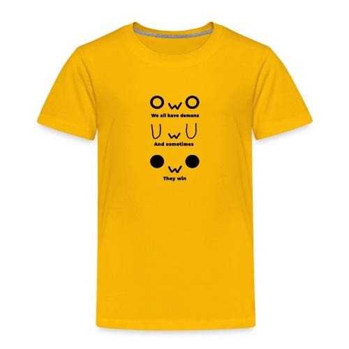 OWO - Lasten premium t-paita