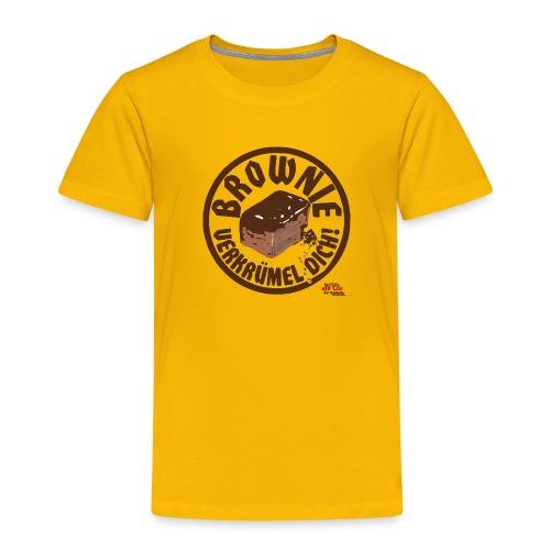 Brownie verkruemel Dich Storch Heinar - Kinder Premium T-Shirt
