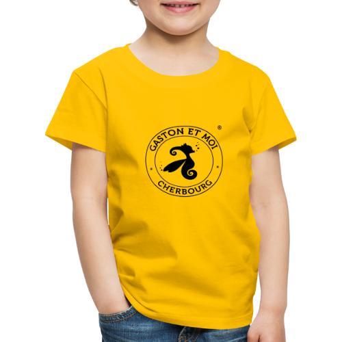 Gaston et Moi Cherbourg - T-shirt Premium Enfant