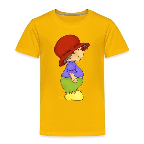 Gnubbelinchen - Kinder Premium T-Shirt