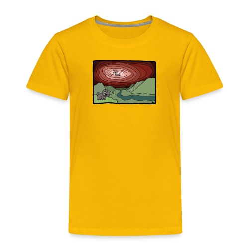 Kleiner Bär, The little Bear - Kinder Premium T-Shirt