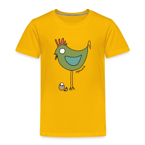 Gockelhahn - Kinder Premium T-Shirt