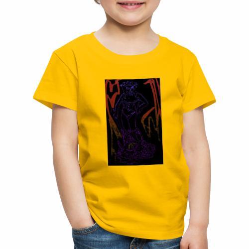 Millenniumoon - Maglietta Premium per bambini