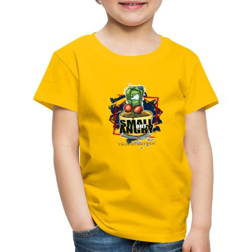 small but angry - Kinder Premium T-Shirt