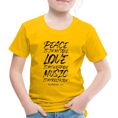Djecko blk - T-shirt Premium Enfant